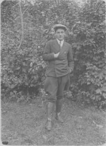 Mois Barsukov 1930s 1